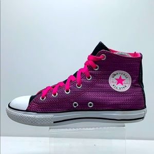 Women's Converse laced slip-on low tops